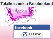 eskuvo.sk  Facebook-on